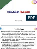 02 Keputusan Investasi 2017