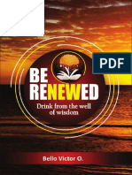 Be Renewed by B.v.O