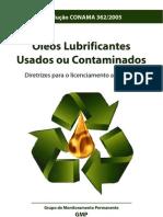 Diretrizes Licenciamento Oleo Usado