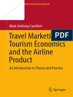 [Tourism, Hospitality &Amp_ Event Management] Mark Anthony Camilleri (Auth.) - Travel Marketing, Tourism Economics and the Airline Product_ an Introduction to Theory and Practice (2018, Springer Internationa