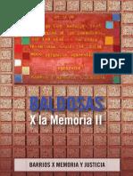 Baldosas por la Memoria parte 2