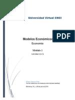 Actividad 1 - Modelos Económicos A2-C4