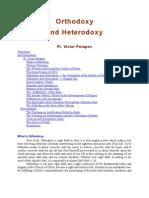 Orthodoxy and Heterodoxy.  by Fr. Victor Potapov