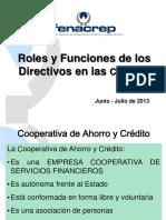 Fenacrep Roles y Funciones