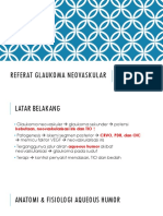 REFERAT GLAUKOMA NEOVASKULAR