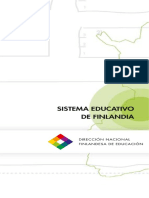 124281 Sistema Educativo de Finlandia