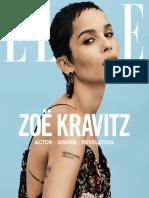 Elle USA January 2018