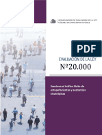Informe Ley 20000