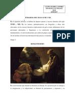 Literarura Del Siglo Xviii y Xix