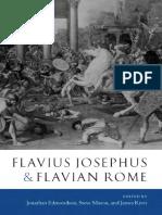 Flavius Josephus and Flavian Rome.pdf