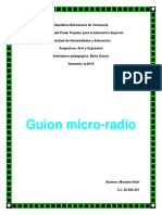 Guion Micro Radio