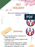 Tet Holiday