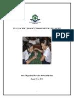 Evaluación y Diagnóstico Oportuno de Las Nee