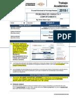 Fta-2018-1-m2- Problemas de Conducta y Comportamiento