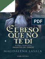 Beso Que No Te Di El - Magdalena Lasala Kepub
