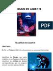 3° Trabajos Soldadura Eléctrica - DPC- 2014.