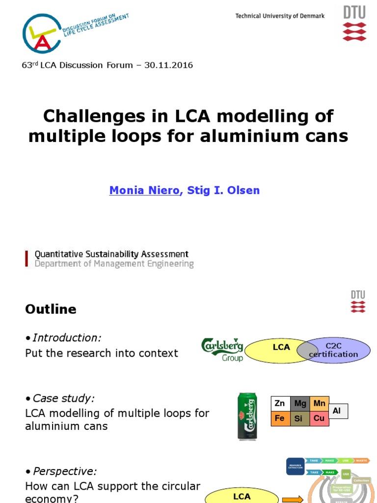 Ostenibilidad 2pdf Life Cycle Assessment Aluminium