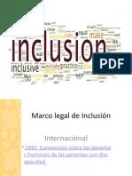 Que Implica La Inclusión