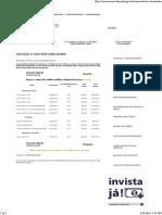 Tesouro Direto - Calculadora - STN