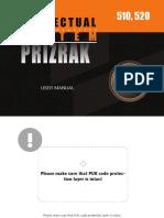 Tec 6076 2 User Manual Prizrak 510 520