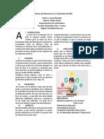 Articulo Rol Del Docente