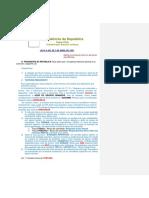 Lei de Torturas Comentado pelo com questões (Prof. Rodrigo Sales)