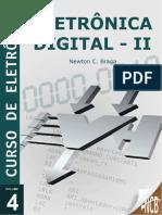 Curso de Eletrônica Vol 4 - Eletrônica Digital 2