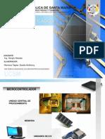 Microcontroladores_Microprocesadores y Microcontroladores