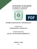 Informe Final de Practicas P-p III
