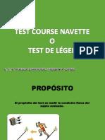 TEST FISICO