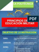 5. Principios de la Eduación