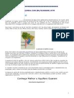 11 - Aquifero Guarani - Reserva de Agua Estratégica
