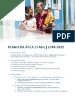Plano Da Área Brasil - Encarte