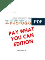 Stunning Digital Photography-PWYC