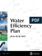 Water Efficiency Plan