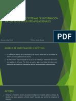Influencia de Los Sistemas de Información