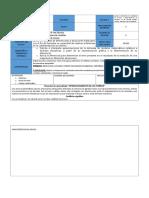 Secuencia Didáctica Cálculo Integral