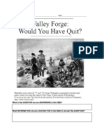 valley forge dbq- post-assessment w 2f outline