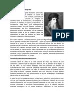 Leonardo Da Vinci Bibliografía