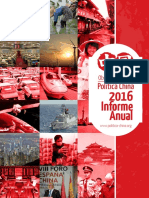 Politica China 2016 Informe Anual