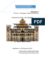 proyecto es el diseño de la instalación eléctrica y domótica de una.pdf