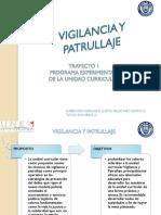 Vigilancia y Patrullaje
