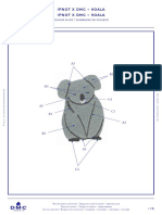 Https Www.boutique-dmc.fr Media Dmc Com Patterns PDF PAT0413 Ipnot x DMC - Koala