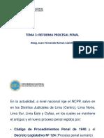 Clase 03 Reforma Procesal Penal