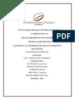 Actividad Colaborativa 14 - Avilio Ita