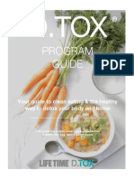 D.tox Program Guide