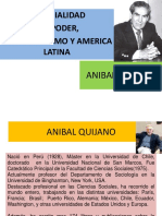 Anibal Quijano Dyr