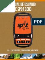 SPOTGen3 User Guide Spanish