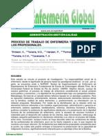 Publicação Enfermería Global - Priscila Handem