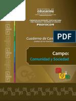 UF11 Campo Comunidad y Sociedad 2016